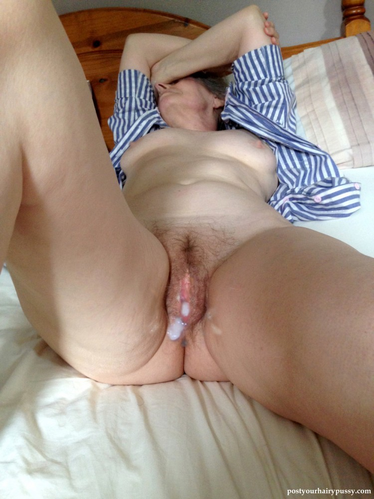 Hairy Teen Pussy Anal Fuck